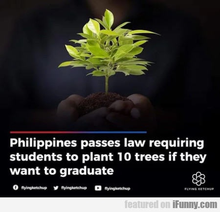 Philippines passes law requiring students to...