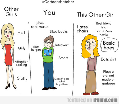 Other Girls, You, This Other Girl