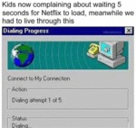 Kids Now Complaining About Waiting 5 Seconds