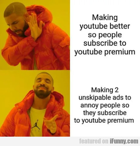 Making Youtube better so people subscribe to...