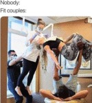 Nobody - Fit Couples