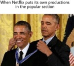 When Netflix Puts Its Own Productions In The...