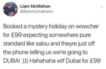 Ooked A Mystery Holiday On Wowcher