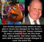 Don Rickles Passed Away Before He Was Able