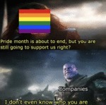 Pride Month Is About To End, But You Are...