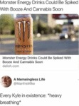 Monster Energy Drinks Could Be Spiked With...
