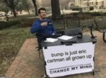 Trump Is Just Eric Cartman All Grown Up