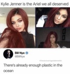 Kylie Jenner Is The Ariel We All Deserved...