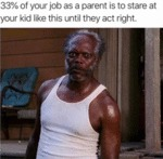33% Of Your Job As A Parent Is To Stare At Your...