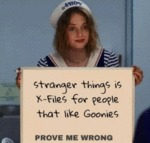 Stranger Things Is X-files For People That Like...