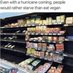 Even With A Hurricane Coming, People Would...