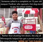 Someone Called In A Complaint On 13 Year Old...