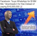 Facebook - Buys Whatsapp For $16m - Me...