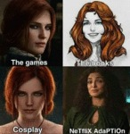 The Games - The Books - Cosplay - Netflix