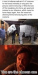 A Man In Indiana Made An At-at Costume For...