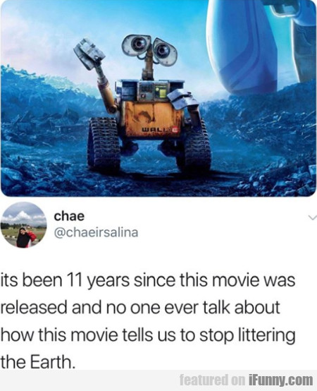 Its been 11 years since this movie was released