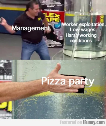 Management - Worker Exploitation - Low Wages