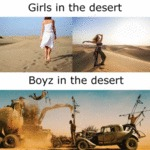 Girls In The Desert - Boyz In The Desert