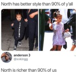 North Has Better Style Than 90% Of Y'all