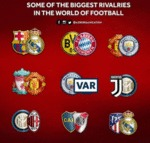 Some Of The Biggest Rivalries In The World Of Foot