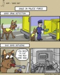 Dogs In Police Force