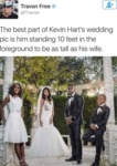 The Best Part Of Kevin Hart's Wedding Pic Is...