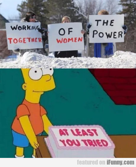 Working of the together women power