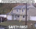 Hurricane Precautions - Safety First