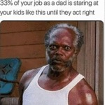 33% Of Your Job As A Dad Is Staring At Your Kids..