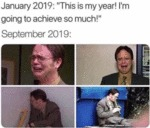 January 2019 - This Is My Year! I'm Going To...