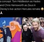 A Concept - Tom Hiddlestone As Hades And...
