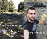 It's Not My Trash - But It's My Planet