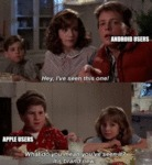 Android Users - Hey, I've Seen This One! Apple...