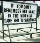 If You Don't Remember Her Name In The Morning